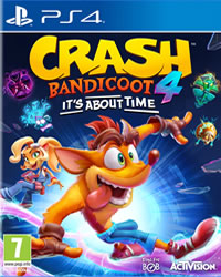 Beschreibung Crash Bandicoot 4 It's About Time