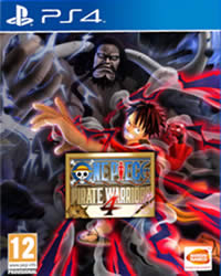 Beschreibung One Piece Pirate Warriors 4