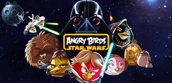 Mobile: Angry Birds: Star Wars