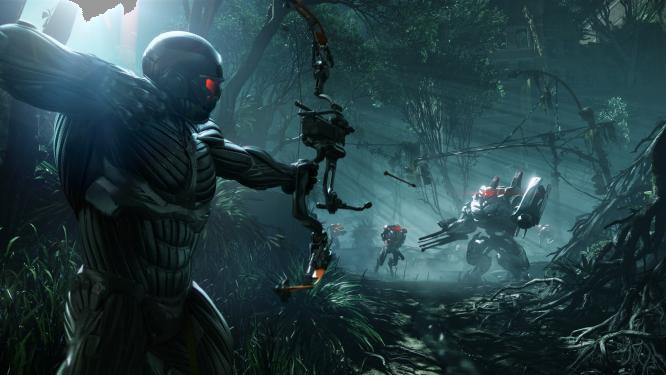 Crysis 3 – Crocodile Rider