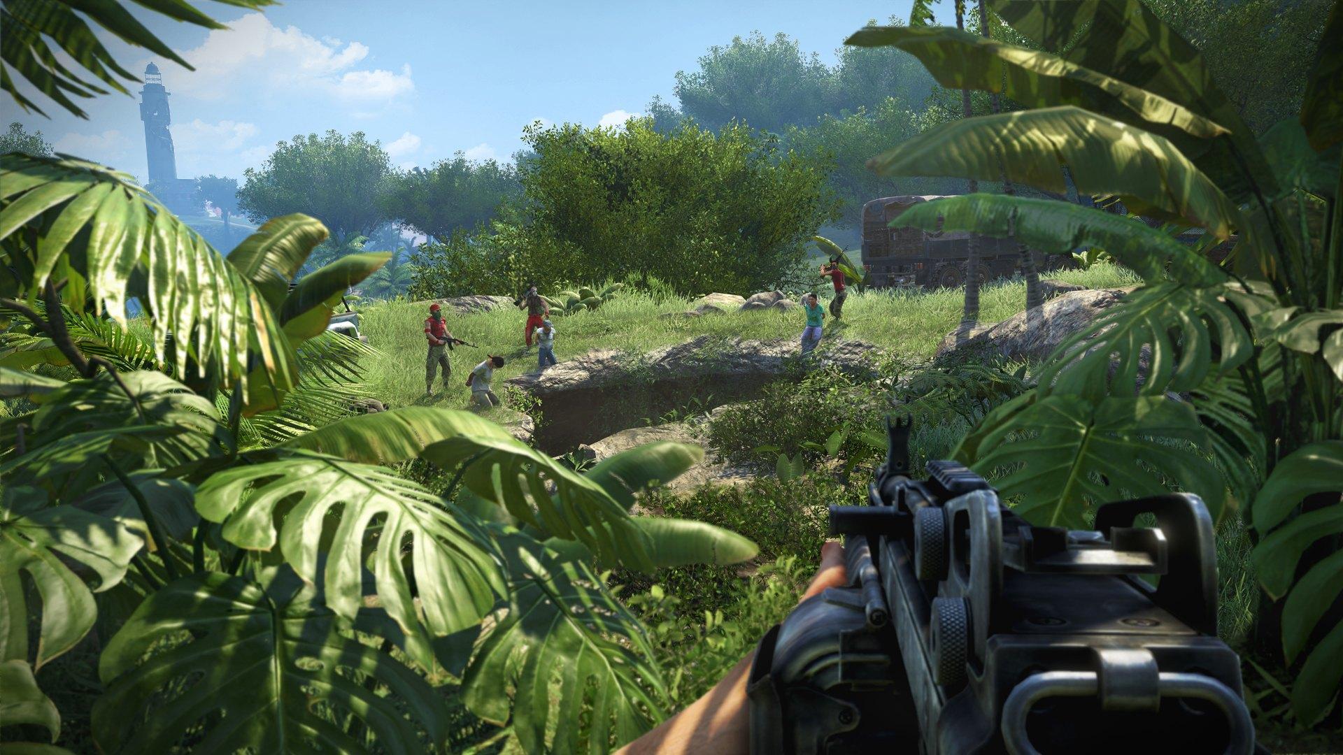 Far Cry 3: Die Fundorte der Spinnen Relikte