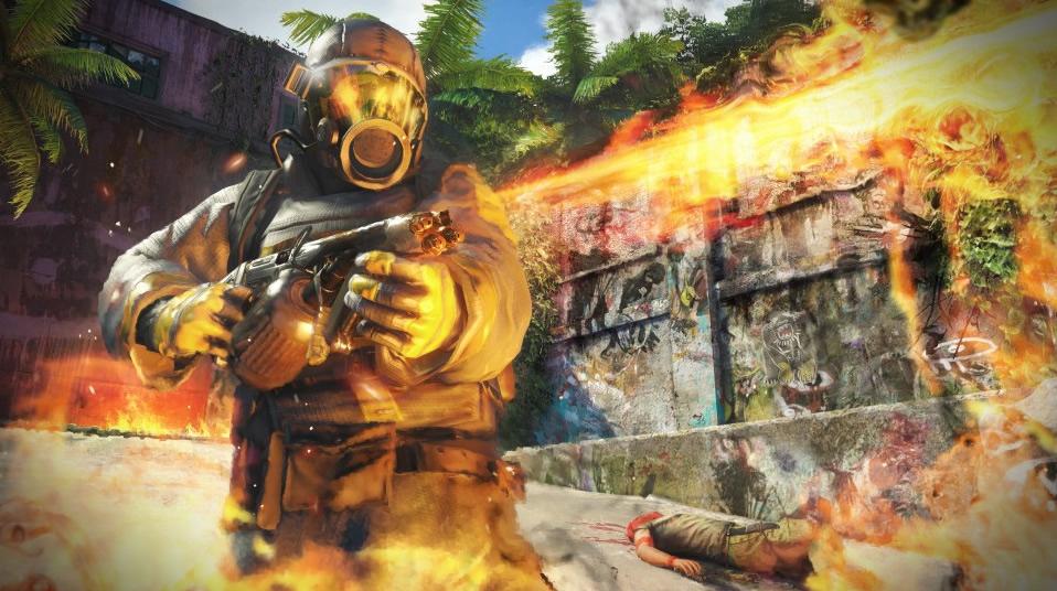 Far Cry 3 Blood Dragon: Trailer