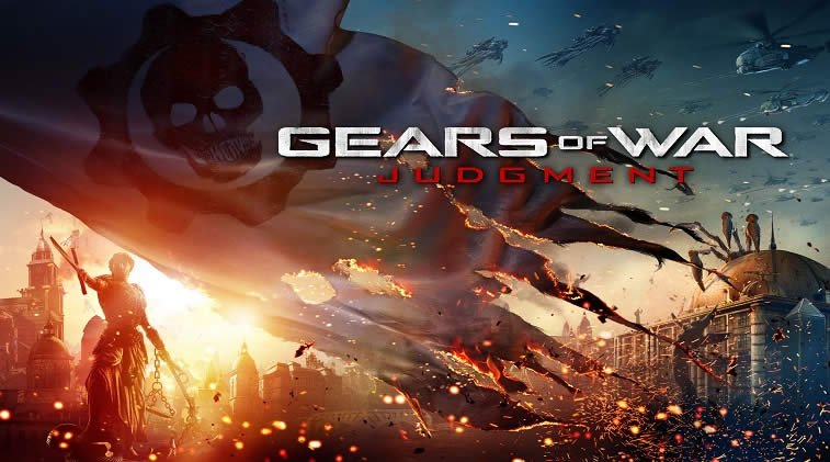 Gears of War: Judgment – Fundorte der KOR Marken – Seahorse Hills