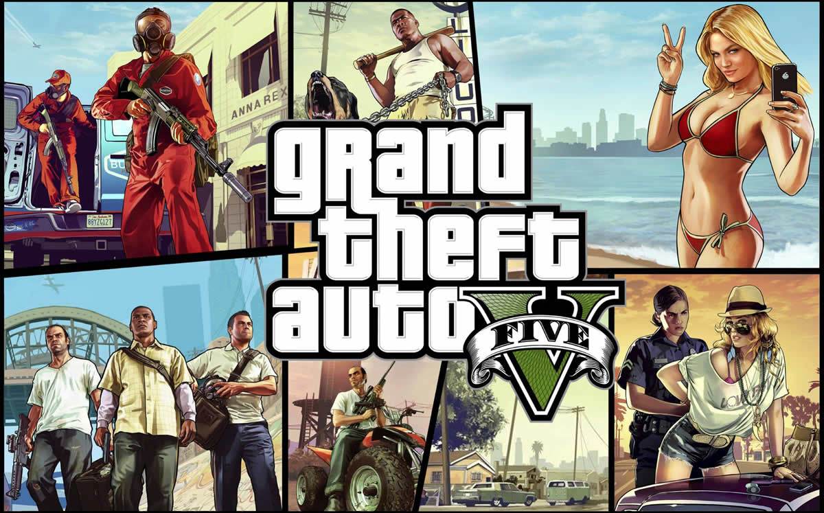 GTA 5: PC Trainer +12 V1.0.877.1