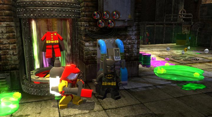 LEGO Batman2: DC Super Heroes – Tipps und Cheats