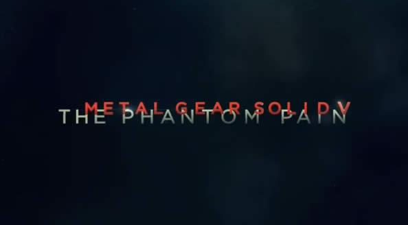 Metal Gear Solid 5: The Phantom Pain – Release erfolgt nach entsprechender Auslieferung der NextGen Konsole (PS4).