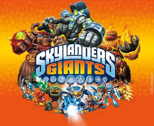 Skylanders: Giants – Die Fundorte der Schatztruhen