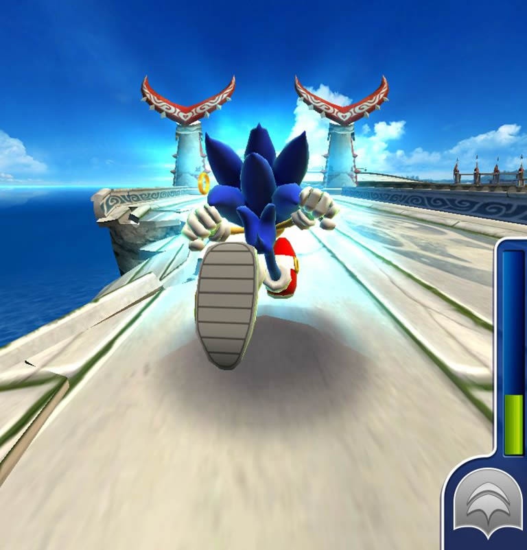 Sonic Dash erscheint für Smartphones und Tablets