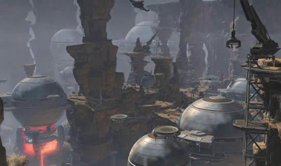 SWTOR – Star Wars: The Old Republic  – Details zu den neuen Planeten Makeb
