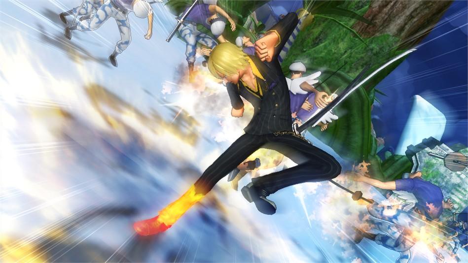 One Piece Pirate Warriors 2