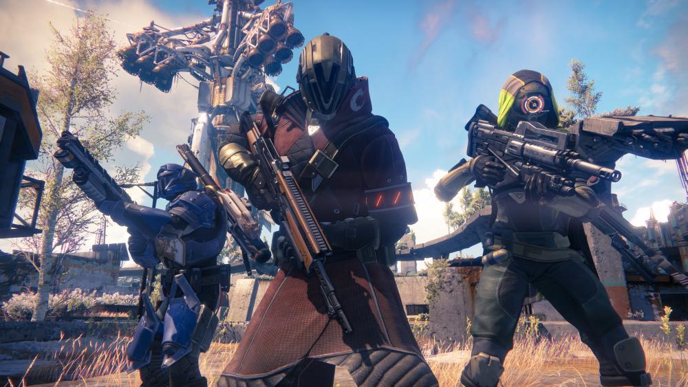 Destiny: Beta zuerst exklusiv auf PlayStation 4 und PlayStation 3
