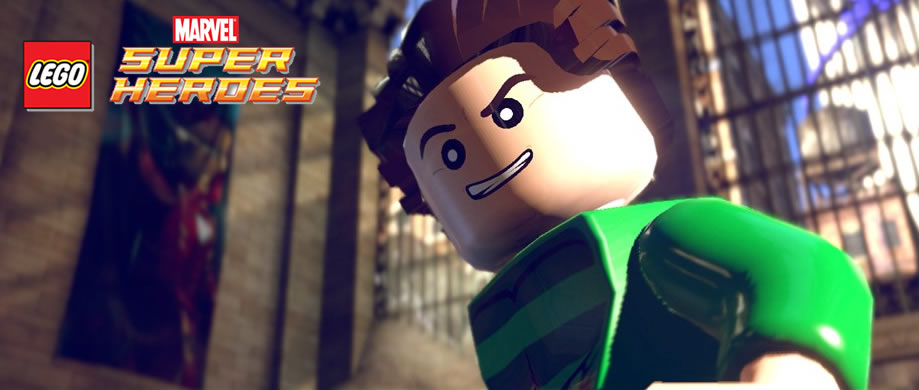 LEGO Marvel Super Heroes – Lösung zu der  Nebenmissionen (Side Quest) – Tabloid Tidy Up