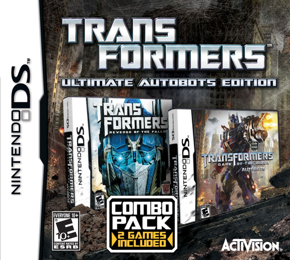 Activision und Hasbro veröffentlichen neue Transformers-Bundles