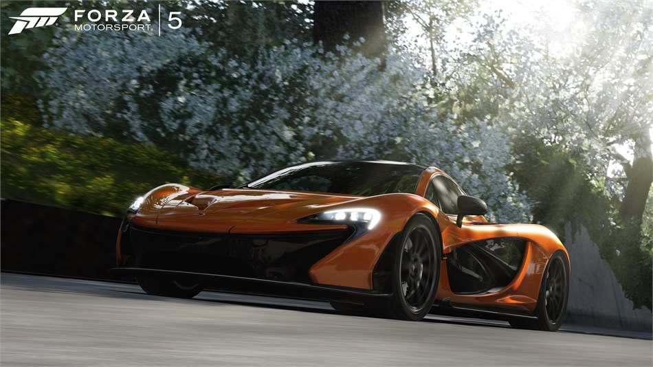 Forza Motorsport 5: Direct Feed & Launch-Trailer