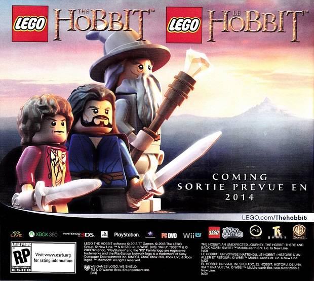LEGO The Hobbit: Fundorte der Roten LEGO Steine (Red Bricks)