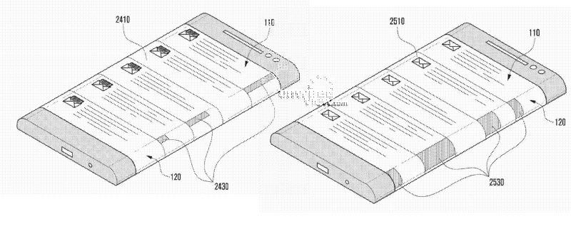 Samsung Wraparound