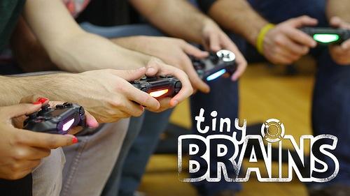Tiny Brains auf PS4: Ein genauer Blick auf den DualShock 4