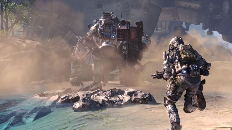 Titanfall: Neuer Multiplayer-Shooter, vertrautes und fühlbares neues Spielerlebnis