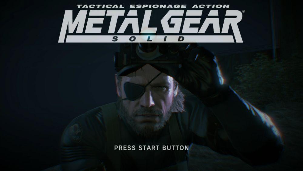Exklusiver PlayStation® Inhalt für METAL GEAR SOLID V: GROUND ZEROES angekündigt