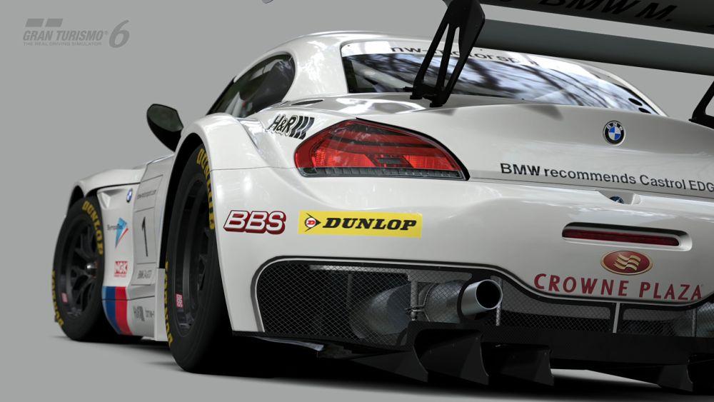 Gran Turismo 6: Neue Fahrzeuge und Bilder