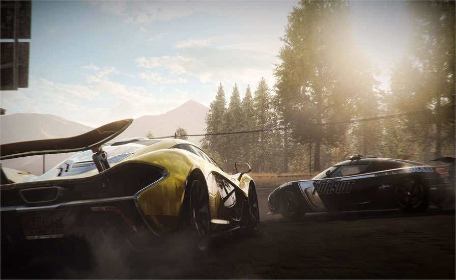 Need for Speed Rivals: Trophäen Trophies Liste