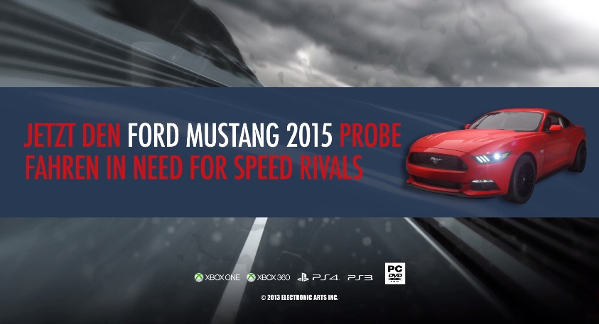 Need For Speed: Rivals – Gameplay & 2015 Mustang Kostenlos als DLC