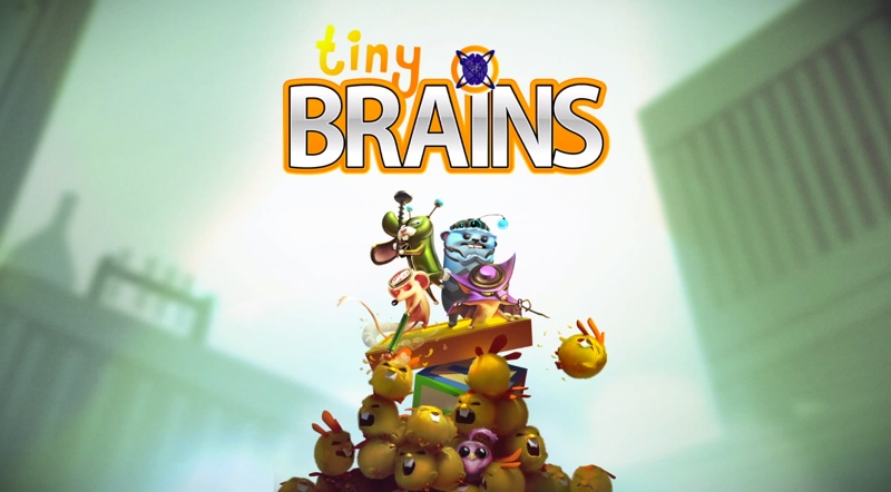 Tiny Brains: Das Release erfolgte heute in Nordamerika sowie neuer Screenshots (PS4)