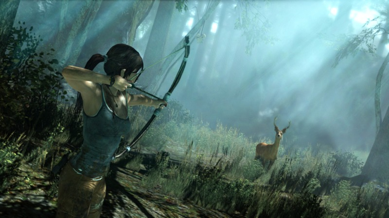 TOMB RAIDER: DEFINITIVE EDITION – Pressebericht von Square Enix