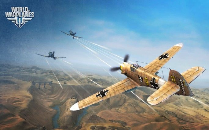 World of Warplanes – Curtiss P-40 Kittyhawk