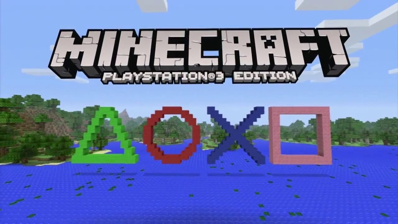 Minecraft – Playstation Patch 1.14