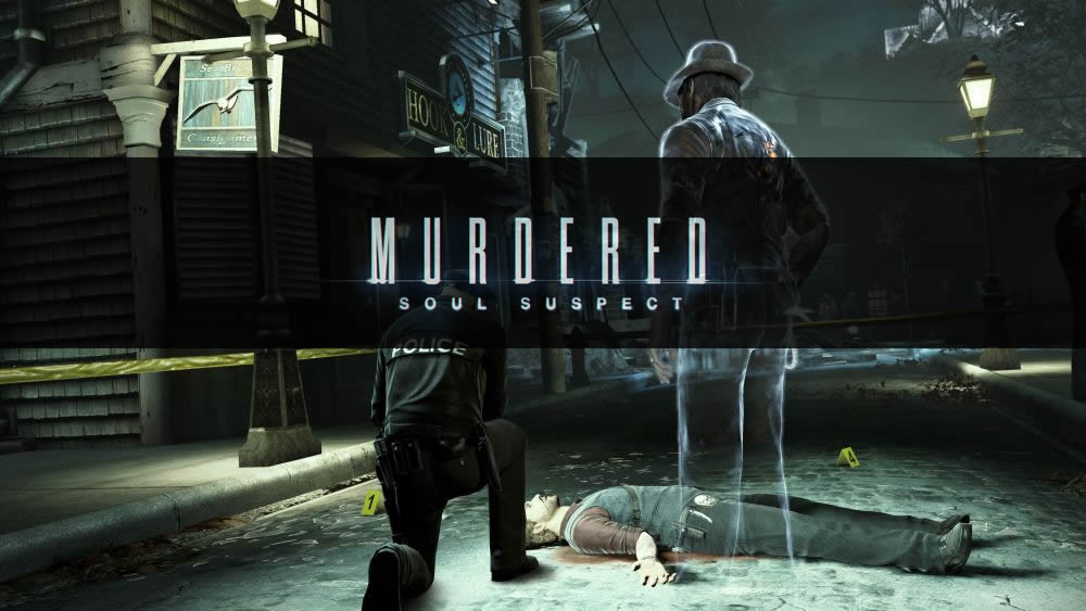 Murdered: Soul Suspect – Release 2014