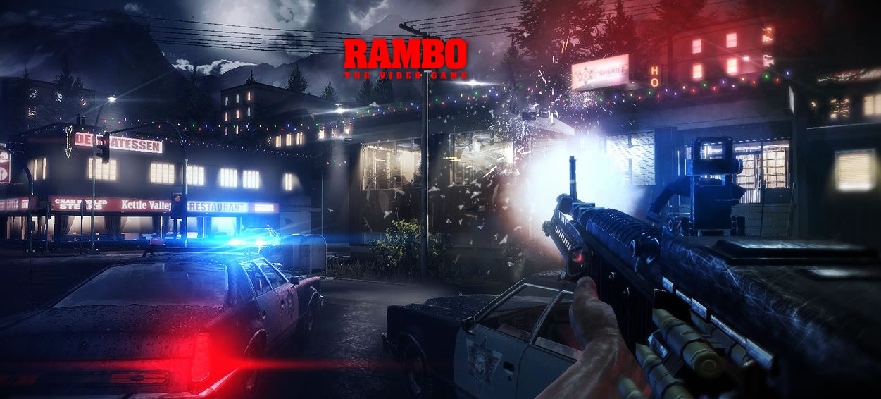 Rambo: The Video Game – Neuer Trailer