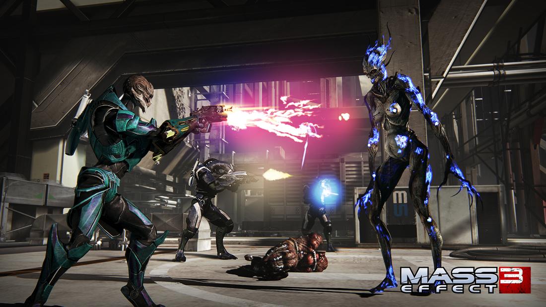 Mass Effect 3 – Die Fundorte der Pistolen und Modifizierungen – Sturmgewehre