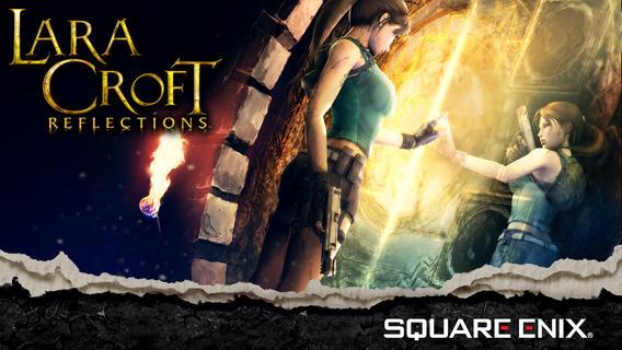 Lara Croft: Reflections – Jetzt für iOS erhältlich!