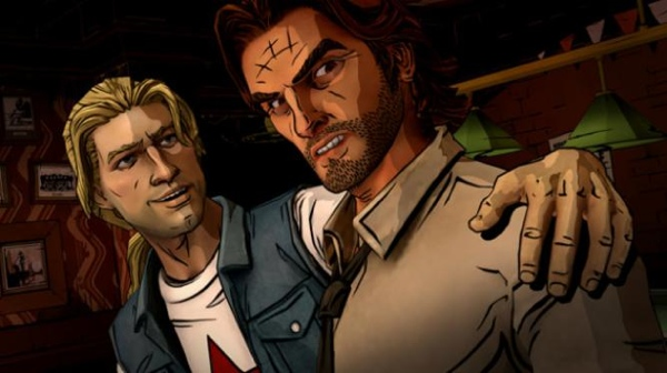 The Wolf Among Us: DLC Episode 3 A Crooked Mile Erfolge Achievements Leitfaden