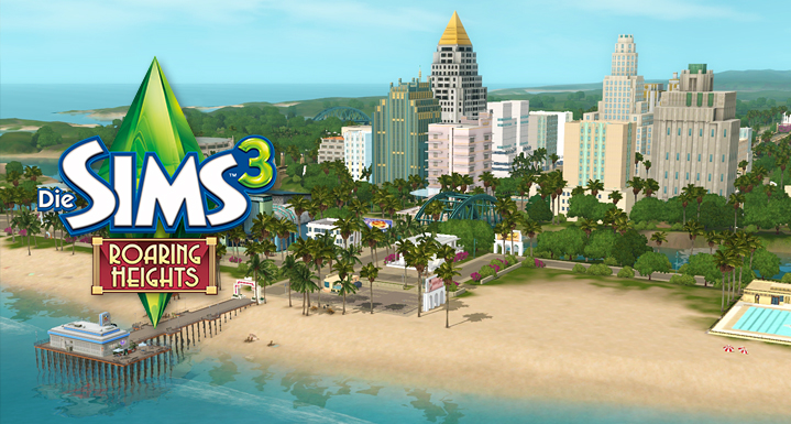 Die Sims 3 Roaring Heights – Ab 6. Februar zum Download