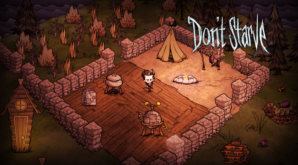 Don't Starve: Reign of Giants DLC