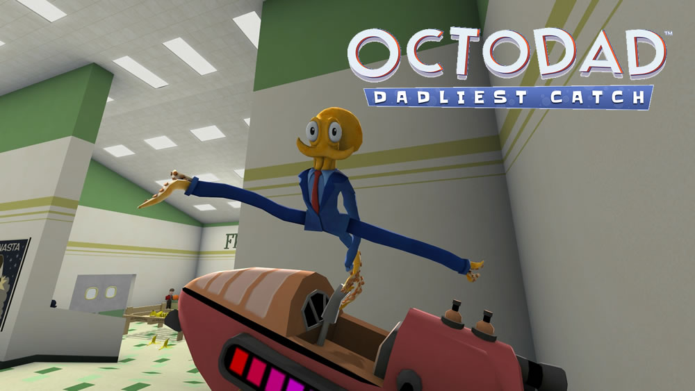 Octodad: Dadliest Catch Komplettlösung