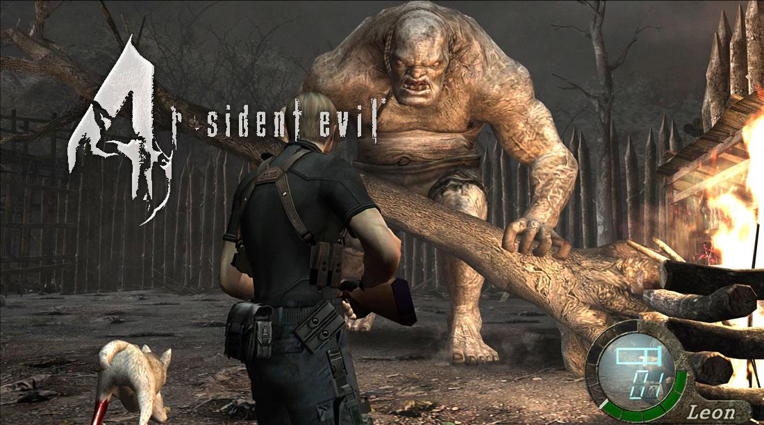 Resident Evil 4 HD – Für den PC mit 60Fps – bald erhältlich