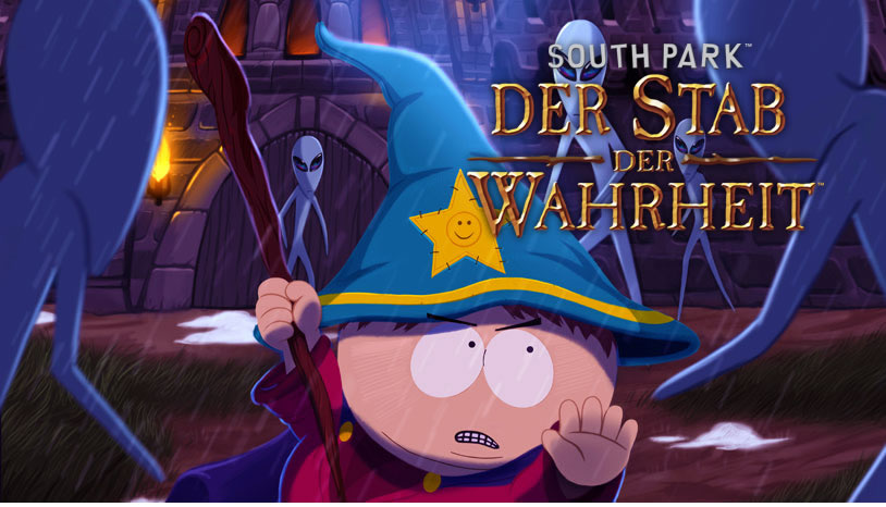 South Park: Der Stab der Wahrheit – Schlüssel Fundorte