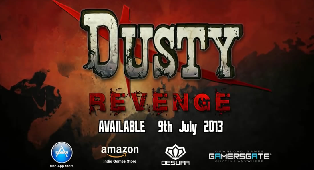 Dusty Revenge: Steam Erfolge (Achievements) Guide