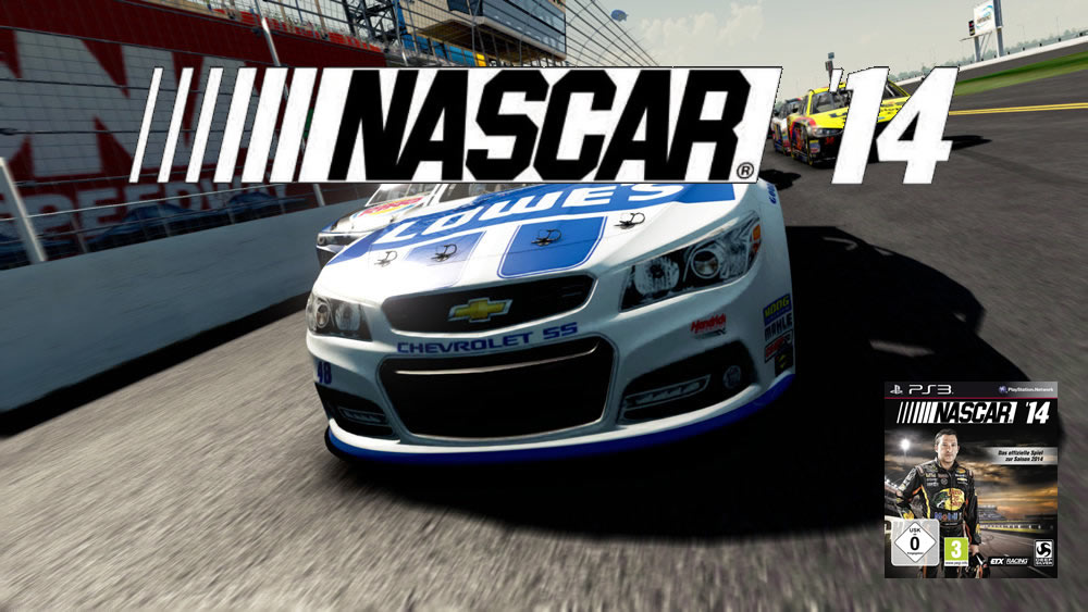 NASCAR 14: Playstation Trophäen Trophies Leitfaden