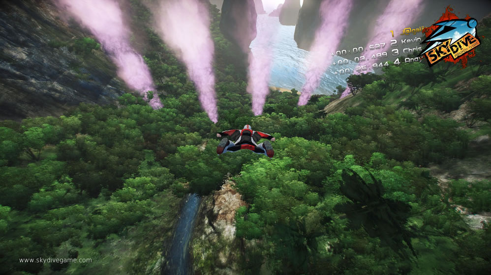 Skydive: Proximity Flight – Erfolge Achievements Leitfaden