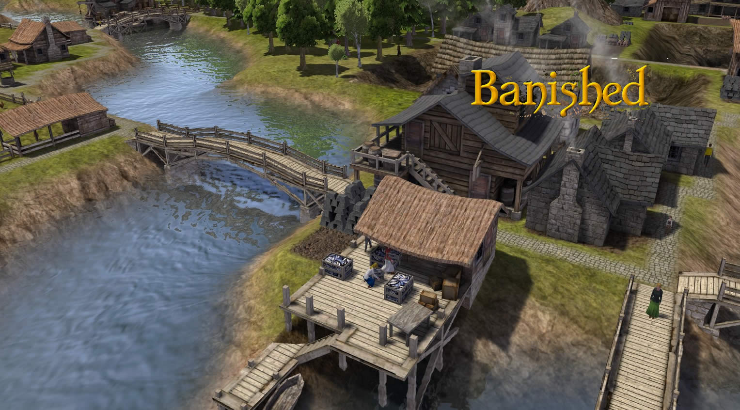 Banished: Erfolge (Achievements) Leitfaden – Guide Steam