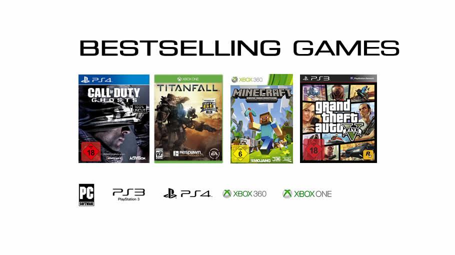 Top Games in Kalenderwoche 21