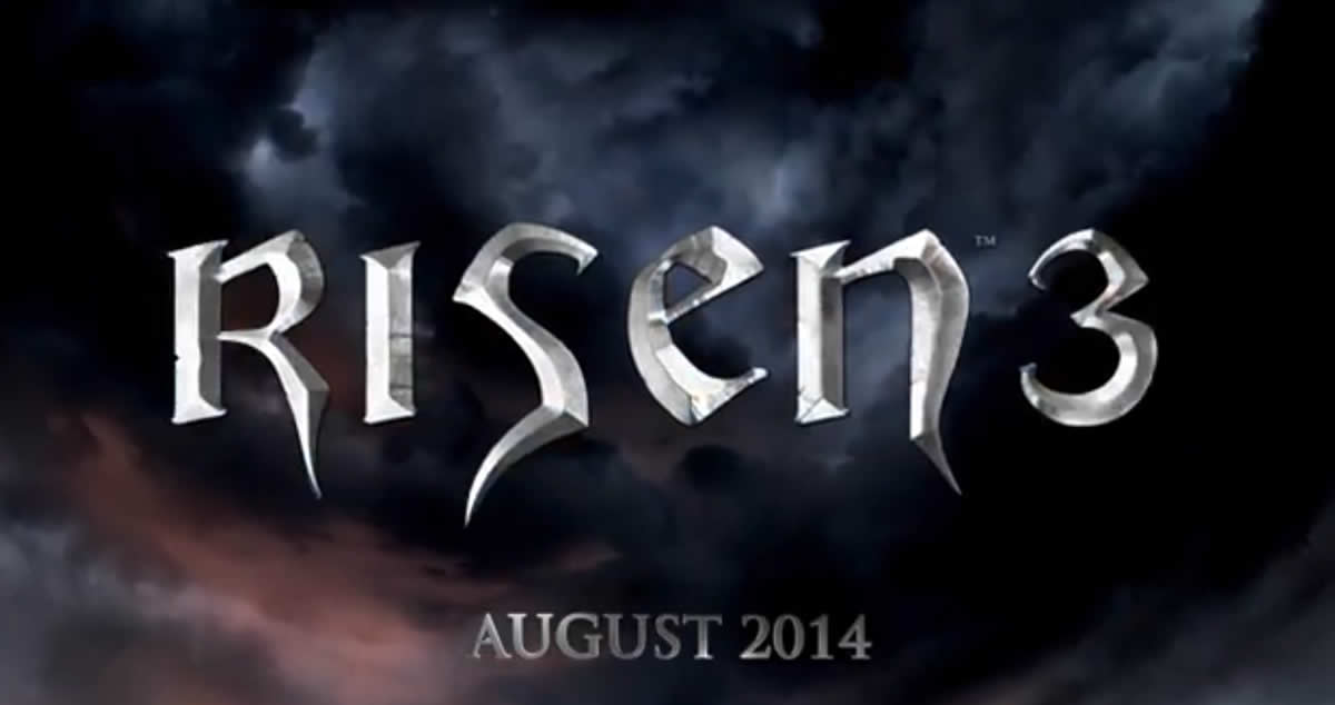 Brief an Harry Sidequest: Risen 3 Titan Lords
