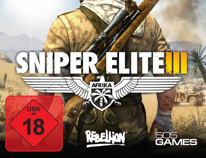 Sniper Eilite III: Cheats – Trainer