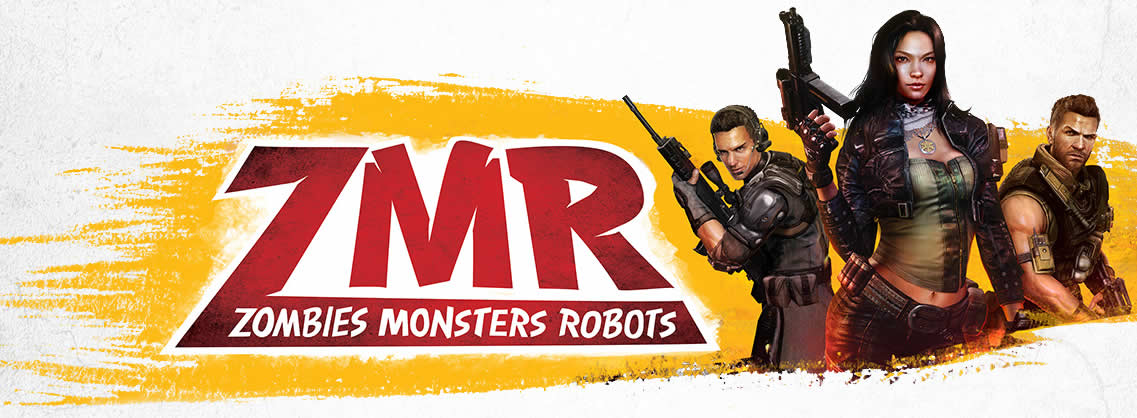 Zombies Monsters Robots ZMR: Release im Sommer 2014