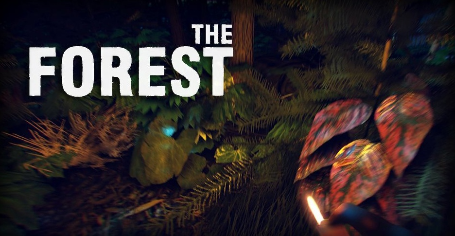 The Forest: PC Trainer +10 Download V0.43b