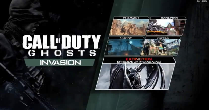 Call of Duty: Ghosts: Invasion – Favela-Map Trailer des neuen DLC´s